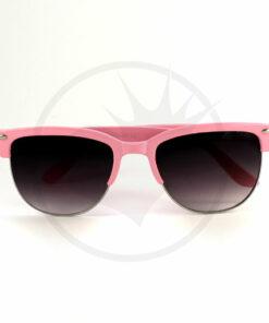 Occhiali da sole Clubmaster Pink Pastel | Color-Mania
