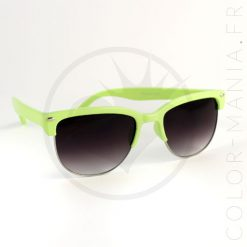 Clubmaster Gafas de sol Green Almond | Color-Mania