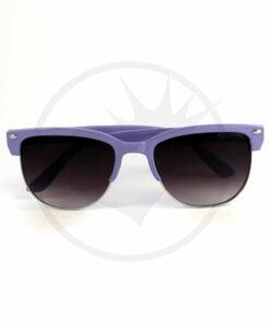 Occhiali da sole viola lilla Clubmaster | Color-Mania
