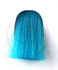 Colore dei capelli turchese atomico - Panico maniacale Color-Mania
