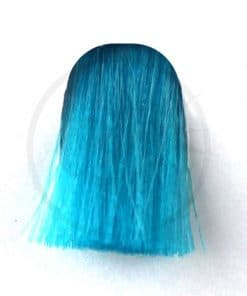 Atomic Turquoise Hair Color - Pânico Maníaco | Cor-Mania