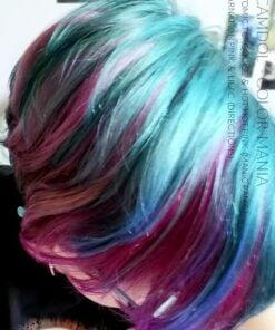 Merci Camdol :) Coloration Cheveux Rose Bonbon - Directions | Color-Mania