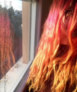 Merci Cassandra :) Coloration Cheveux Rose Hot Hot Pink UV - Manic Panic | Color-Mania