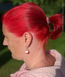 Grazie Catherine :) Red Hair Coloring Wildfire - Manic Panic | Color-Mania
