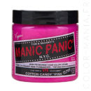 Coloration Cheveux Rose Barbe à Papa UV – Manic Panic | Color-M