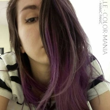 Merci Cyrielle ! :) - Purple Haze- Manic Panic - Color-Mania