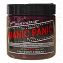 Coloration Cheveux Violet Deep Purple Dream – Manic Panic | Color-Mania