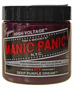 Purple Deep Purple Dream Colorazione dei capelli - Manic Panic | Color-Mania