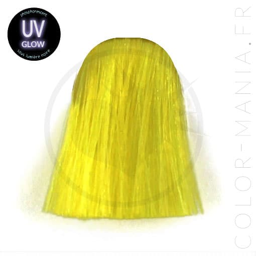 Coloration Cheveux Jaune Electric Banana - Manic Panic | Color-Mania