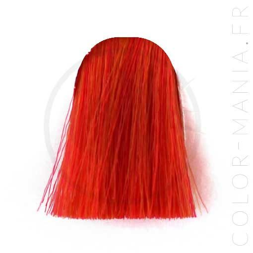 Electric Tiger Lily Orange Meche Hair Manic-Panic Color-Mania