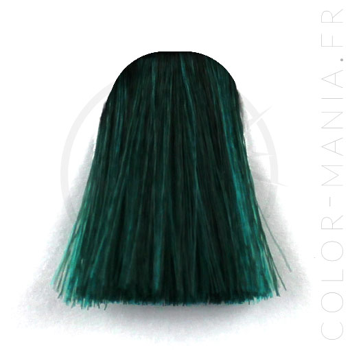 Coloration Cheveux Vert Enchanted Forest - Manic Panic | Color-Mania