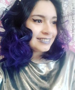 Gracias Enya :) Ultra Purple Hair Coloring - Manic Panic | Color-Mania