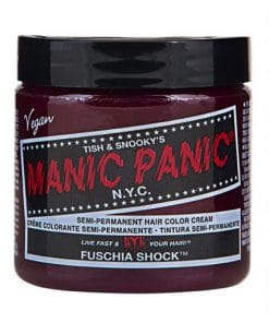 Hair Color Pink Fuchsia Shock - Manic Panic | color-