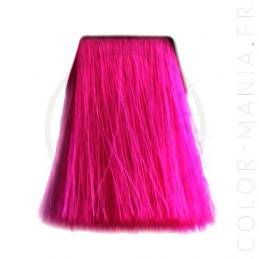 Coloration Cheveux Rose Hot Hot Pink UV – Manic Panic | Color-M