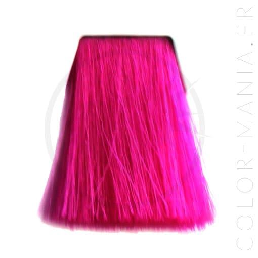 coloration cheveux rose hot hot pink uv manic panic color mania. Black Bedroom Furniture Sets. Home Design Ideas
