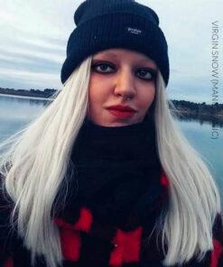 Merci Laura :) Coloration Cheveux Toner Blanc Virgin Snow - Manic Panic | Color-Mania
