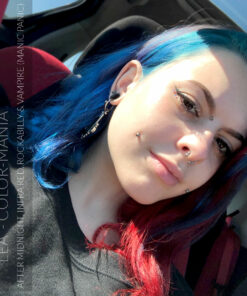 Merci Lea :) Coloration Cheveux Infra Rouge Red - Manic Panic | Color-Mania