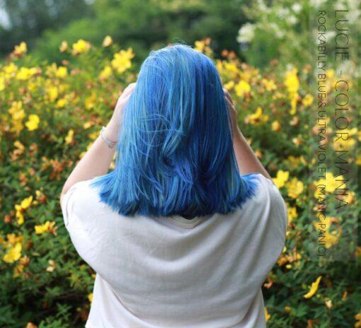 Gracias Lucie :) Hair Color Ultra Violet - Manic Panic | Color-Mania