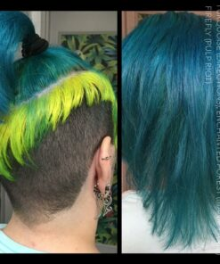 Merci Lynnfer Nergal :) Coloration Cheveux Vert Enchanted Forest – Manic Panic | Color-Mania