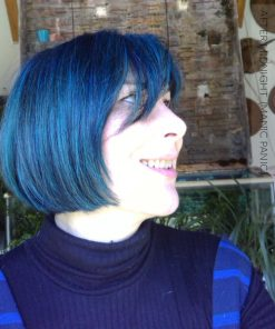 Merci Maria :) Coloration Cheveux Bleu After Midnight - Manic Panic | Color-Mania