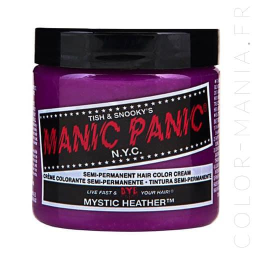 Coloration Cheveux Lavande Mystique - Manic Panic | Color-Mania
