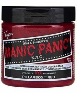 Pilar rojo para colorear el cabello - pánico maníaco | Color-Mani