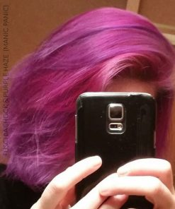 Gracias Ragaru :) Purple Hair Color Purple Haze - Manic Panic | Color-Mania