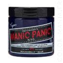 Coloration Cheveux Bleu Rockabilly – Manic Panic   Color-Mania