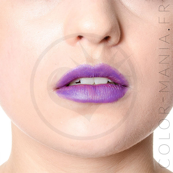 Violet Electric Amethyst Lipstick - Manic Panic | Color-Mania