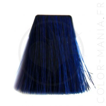 Hair Color Blue Shocking Blue - Pánico maníaco | Color-Mani