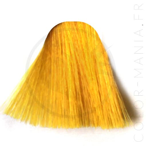 Coloration Cheveux Jaune Soleil - Manic Panic | Color-Mania