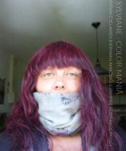 Merci Sylviane :) Coloration Cheveux Cynthia - Hermans Amazing + 1 cas Vampire Red - Manic Panic | Color-Mania