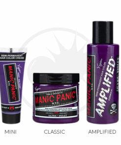 Coloración del cabello ultravioleta - Manic Panic | Color-Mania