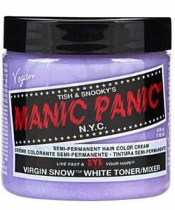 Manic Panic Virgin Snow - Classic | Color-Mania