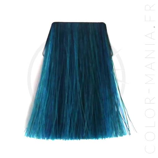 coloration cheveux bleu voodoo manic panic color mania - Coloration Cheveux Bleu Turquoise