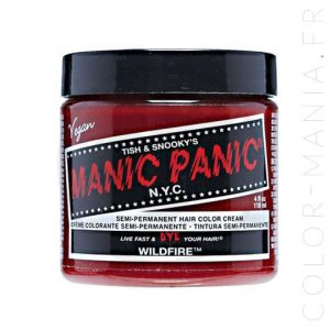 Manic Panic Wildfire - Classic | Color-Mania