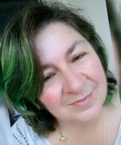 Merci Céline :) Coloration Cheveux Vert Venus Envy - Manic Panic | Color-Mania