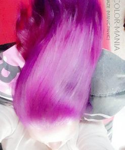 Merci Kelly :) Coloration Cheveux Violet Purple Haze - Manic Panic | Color-Mania