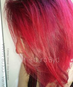 Gracias Laura :) Red Hair Coloring Vampire Red - Manic Panic | Color-Mania