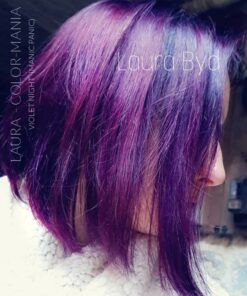 Merci Laura :) Coloration Cheveux Violet Night - Manic Panic | Color-Mania