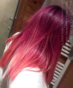 Grazie Maeva :) Purple Haze Hair Coloring - Manic Panic | Color-Mania