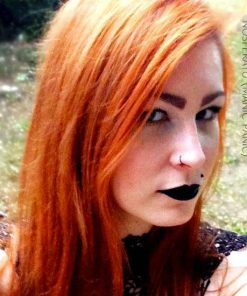 Gracias Sarah! :) Lipstick Black Nosferatu - Manic Panic