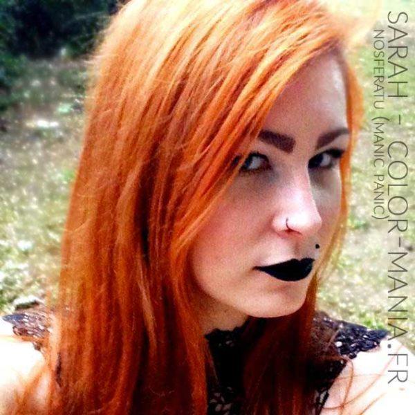 Grazie, Sarah! :) Rossetto Black Nosferatu - Manic Panic