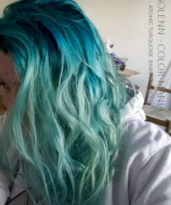 Gracias Solenn :) Atomic Hair Color Turquoise - Manic Panic | Color-Mania
