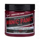 Coloration Cheveux Rouge Baiser de Vampire – Manic Panic | Color-Mania