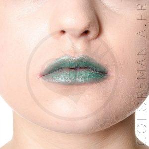 Rouge à Lèvres Vert Green Envy - Manic Panic   Color-Mania