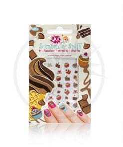 Stickers Ongles Chocolat - Nail Art | Color-Mania