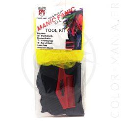 Kit de accesorios para el cabello - Manic Panic | Color-Mania