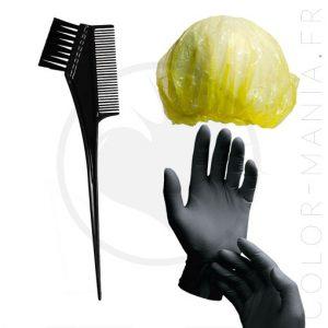Kit Accessoires Coloration Cheveux - Manic Panic | Color-Mania