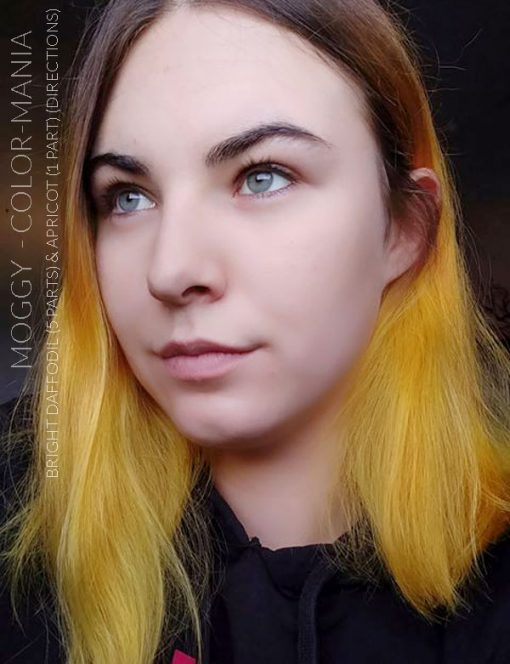Merci Moggy :) Merci Moggy :) Coloration Cheveux Abricot – Directions | Color-ManiaColoration Cheveux Jaune Jonquille - Directions | Color-Mania